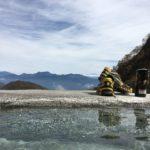 白馬鑓温泉と紅葉を楽しむワンデイハイキング
