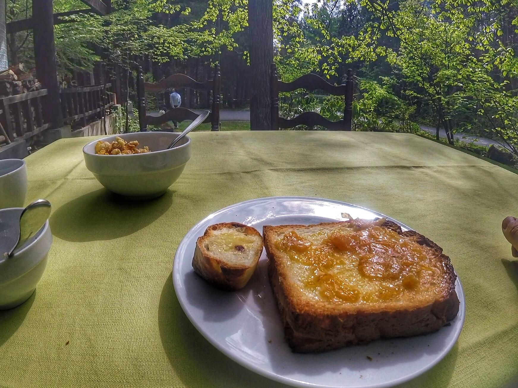 ボスコ食パンの美味しい食べ方!ビデオ作りました!